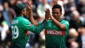 Bangladesh all-rounder Mohammad Saifuddin to miss T20Is vs India due to back injury
