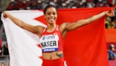 This is crazy: Salwa Eid Naser elated with record 400m world title