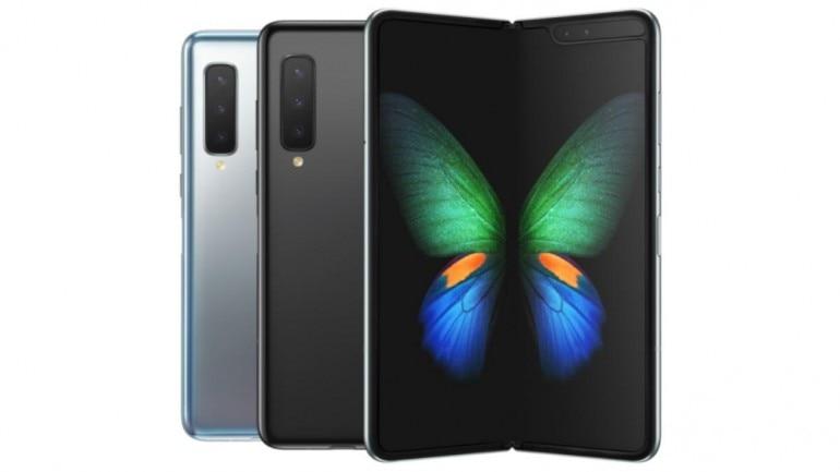 Samsung Galaxy Fold pre-booking in India