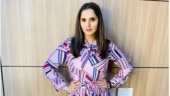 Sania Mirza shares her journey back to fitness after giving birth to baby boy