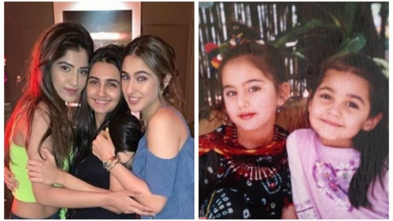 Sara Ali Khan wishes her friend a happy birthday