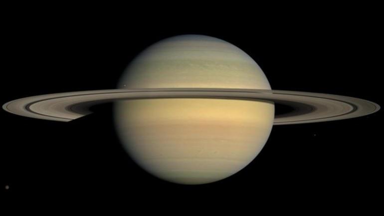 Saturn new moons