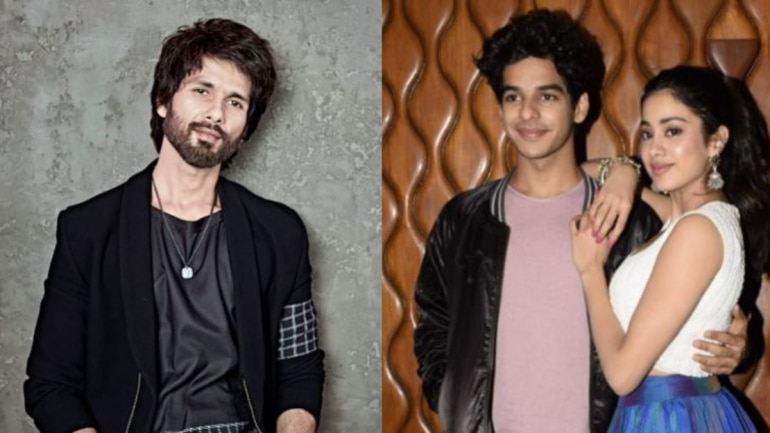 Shahid Kapoor has a relationship advice for Ishaan Khatter and Janhvi Kapoor.