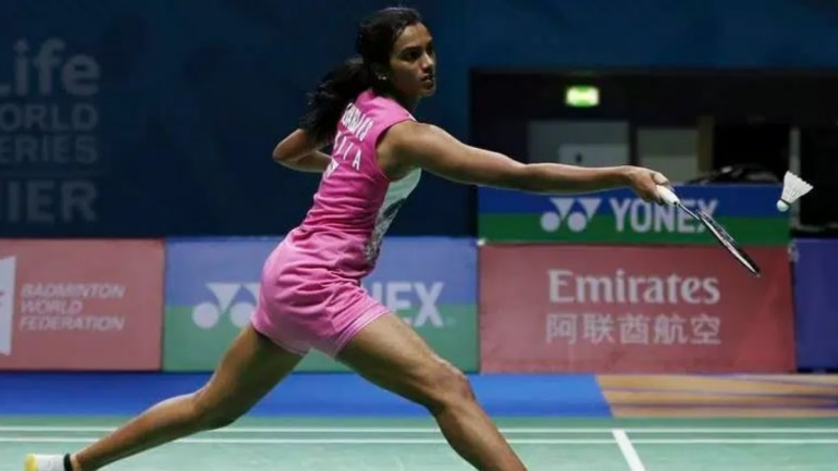 PV Sindhu was relentless throughout the match (AP Photo)