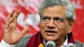 India envisioned by Gandhi, Constitution under attack: Sitaram Yechury