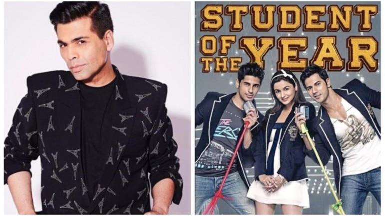 Karan Johar on seven years of Student Of The Year