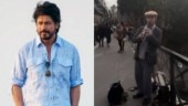 When Shah Rukh Khan just walked into Yash Chopra and got nostalgic. Well, sort of