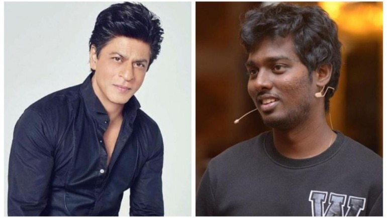 Shah Rukh Khan to work with Atlee in Sanki