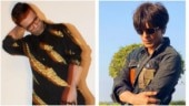 Shah Rukh Khan wants to copy Karan Johar. He has a jacket, get him heels now