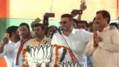 Sunny Deol campaigns for BJP candidate in Hisar, starts with tareekh-pe-tareekh dialogue: Watch
