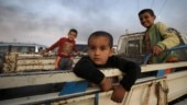Lakhs of Syrians flee home as Kurdish-led SDF says Turkish invasion has revived IS