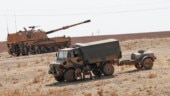 Germany, France suspend sale of arms to Turkey