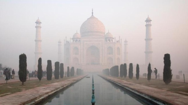 Chinese tourist arrested for flying drone over Taj Mahal, released
