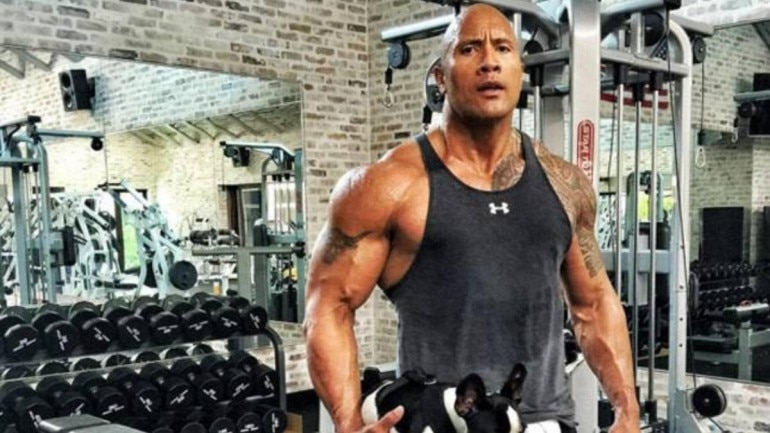 Image result for dwayne johnson returning in back after 15 years