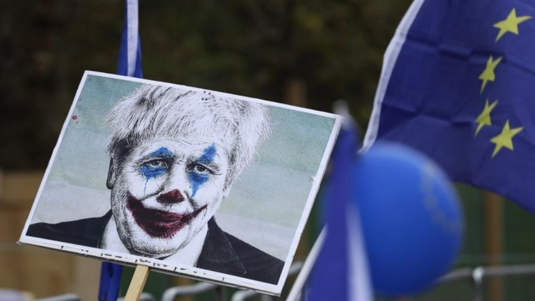 Boris Johnson says he will resist any Brexit delay beyond October 31