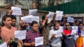 60 days of lockdown: Kashmir journalists protest against clampdown, demand restoration of internet