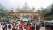 With over 3 lakh devotees, Mata Vaishno Devi Shrine records highest number of pilgrims this Navratri