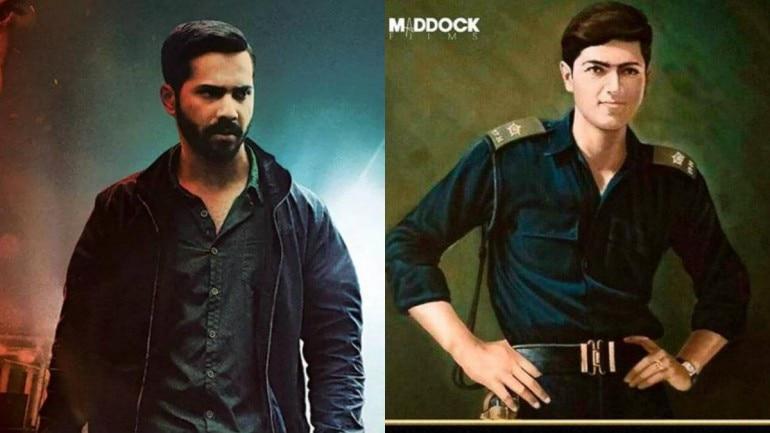Varun Dhawan will be seen as Second Lieutenant Arun Khetarpal.