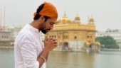 Vicky Kaushal seeks blessings at Golden Temple ahead of Sardar Udham Singh second schedule