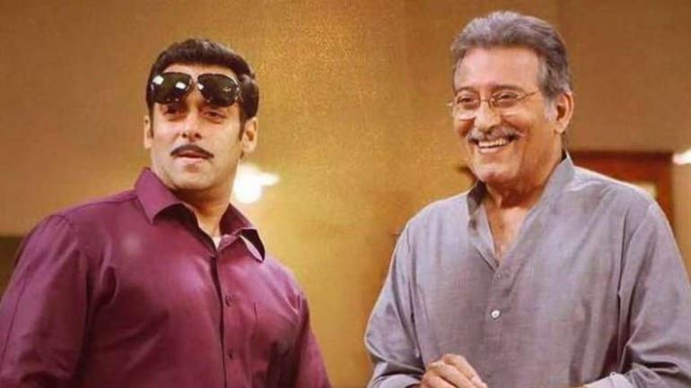 Salman Khan pays tribute to Vinod Khanna