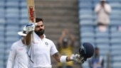 Virat Kohli hits 7th Test double hundred, goes past Sachin Tendulkar and Virender Sehwag