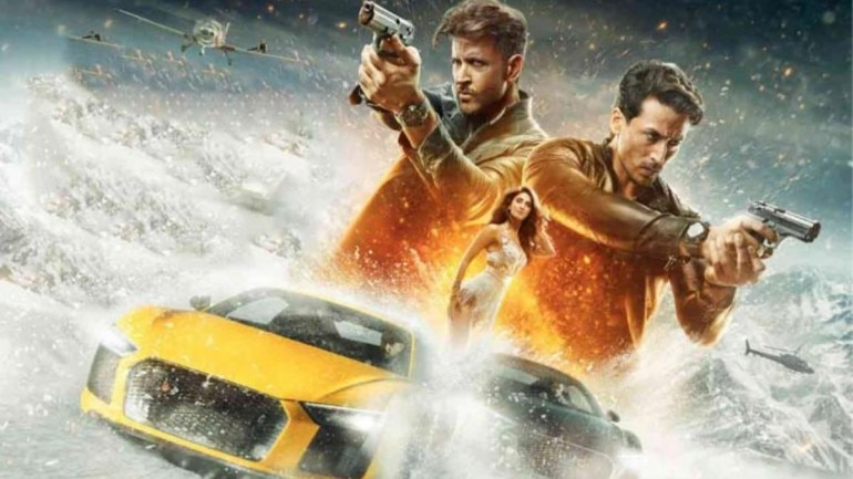 Hrithik Roshan and Tiger Shroff's War is not ready to slow down at ticket windows.