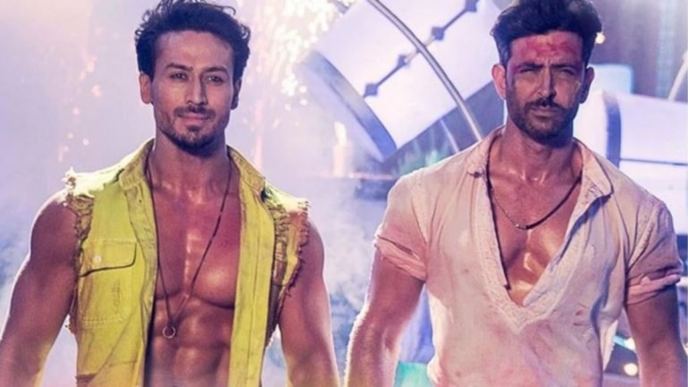 Tiger Shroff and Hrithik Roshan's War is minting money at the box office.