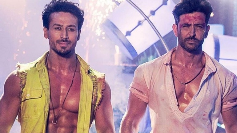 Hrithik Roshan and Tiger Shroff's War is now on its way to the Rs 350-crore mark.