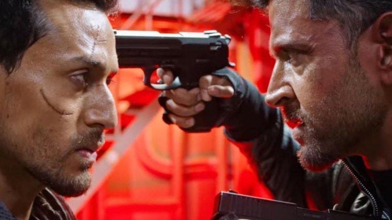 Hrithik Roshan and Tiger Shroff's War box office collection