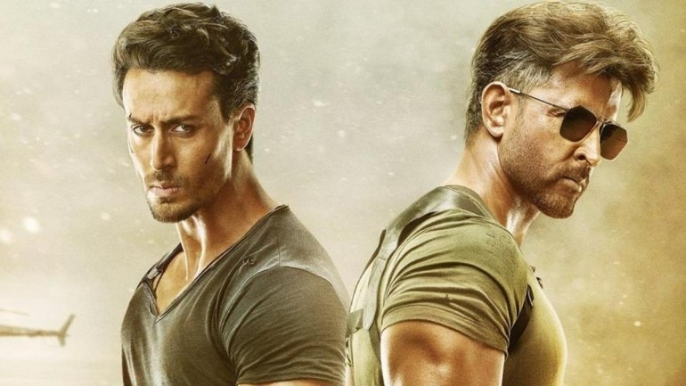 Hrithik Roshan and Tiger Shroff's War continues its winning streak at the box office.