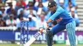 MS Dhoni trains at nets for 1st time since World Cup 2019