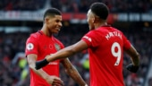 Marcus Rashford inspires Manchester United to win over Brighton