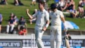Hamilton Test: New Zealand on top after England lose 2 wickets late in the day
