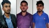 3 ISIS men planning to strike Delhi held, one has a 'love jihad' past