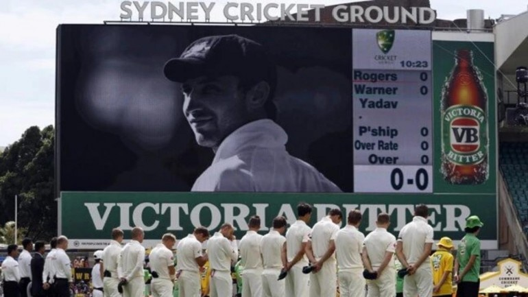 Australia remembers Philip Hughes: Cricket felt irrelevant, says Steve Smith; Wish you were here, posts Clarke