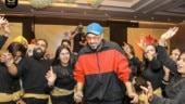 Badshah dances and sings with cancer survivors in Delhi. Tahira Kashyap hearts it