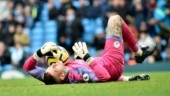 Premier League: Manchester City goalkeeper Ederson out of Liverpool clash, says Pep Guardiola