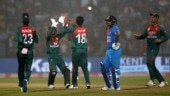 'You can't make MS Dhoni': Rishabh Pant trolled for poor showing vs Bangladesh