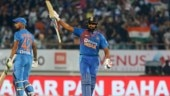 India vs Bangladesh, 2nd T20I: Rohit Sharma pyrotechnics help India pull level in Rajkot
