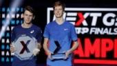 Jannik Sinner stuns top-seed Alex de Minaur to become youngest Next Gen champion