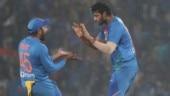 Rohit bhai said I am there to back you: Shivam Dube credits captain for Nagpur heroics