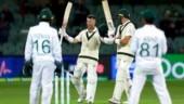 Adelaide Test: David Warner, Marnus Labuschagne hundreds lift Australia to 302 for 1 vs Pakistan