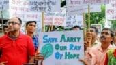 Activists hail CM Uddhav Thackeray for halting work at Aarey car shed