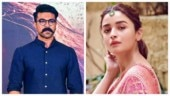 Ram Charan and Alia Bhatt to shake a leg for a romantic song in RRR? Details inside