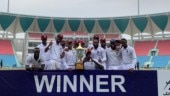 West Indies crush Afghanistan by 9 wickets in one-off Test