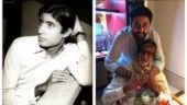 Abhishek Bachchan celebrates 50 years of Big B's debut film Saat Hindustani: Blessed to witness greatness