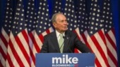 US presidential elections: In Virginia, Bloomberg blasts Trump for Navy leader's ouster