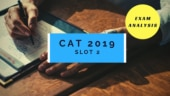 CAT 2019 Slot 2 analysis: Exam difficulty level moderate to tough, says expert