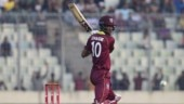 West Indies vs Afghanistan: Roston Chase, Shai Hope hand their side easy win in 1st ODI