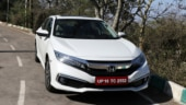 Honda Civic is executive sedan segment leader, 436 units sold in October 2019